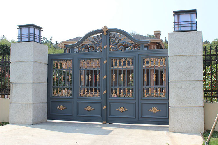 Front Door Designs Aluminum Villa Gate Designs Entry Door