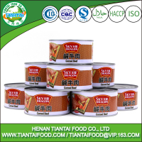 price list of most selling products halal beef corned