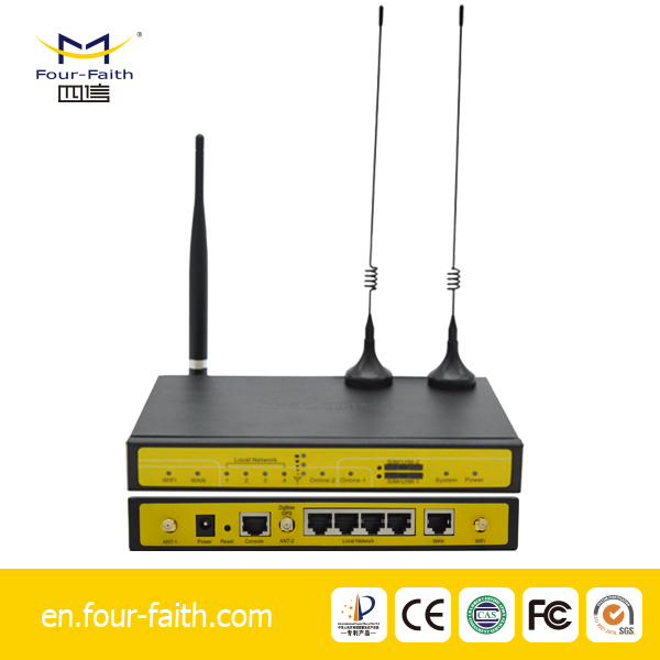 F3946 transportation vehicle 3g load balancer 3g load balance dual sim card router j