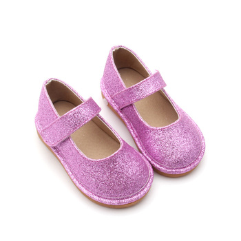 Wholesale Girls Glitter Shoes Baby Squeaky Sandal - Buy Glitter ... c251f9d0d