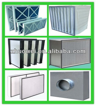 Industries;commercial Building Hvac Ahu Air Conditioning Cleanroom ...
