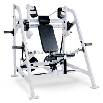 Strength New Style Gym Exercise Pullover Machine - Buy Hammer ...