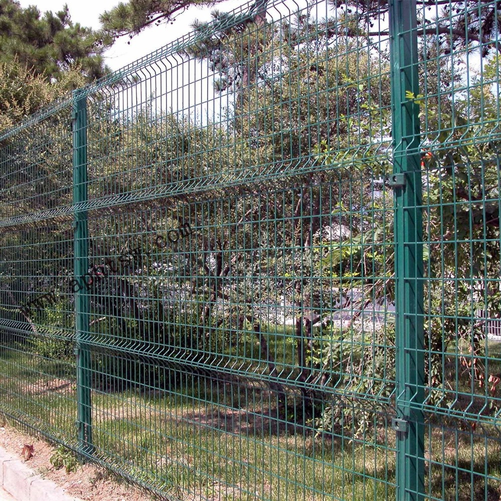 Decorative Welded Wire Mesh Fence Panels Supplier - Buy Welded Wire ...