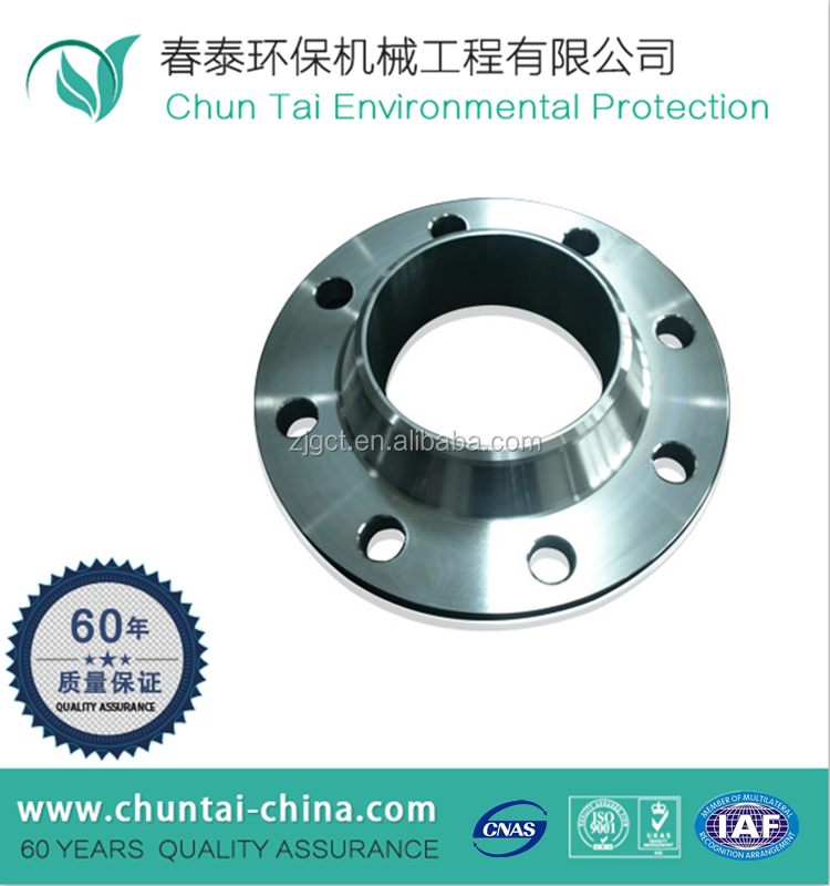 China supplier SS weld neck reducing flange