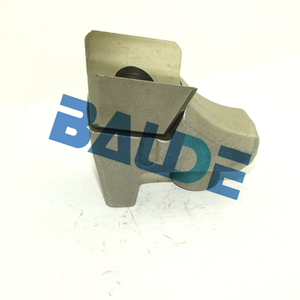 Forestry Mulcher Teeth With Double Sharp Cutting Edges for FAE  Tractor/Excavator Mulcher