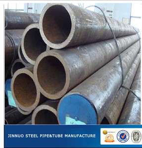 material st52 thick wall centrifugal casting seamless steel pipe in india