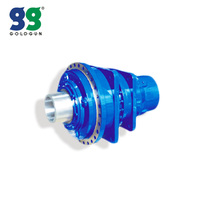 Goldgun industrial 2 stage planetary gearbox P2N made in china