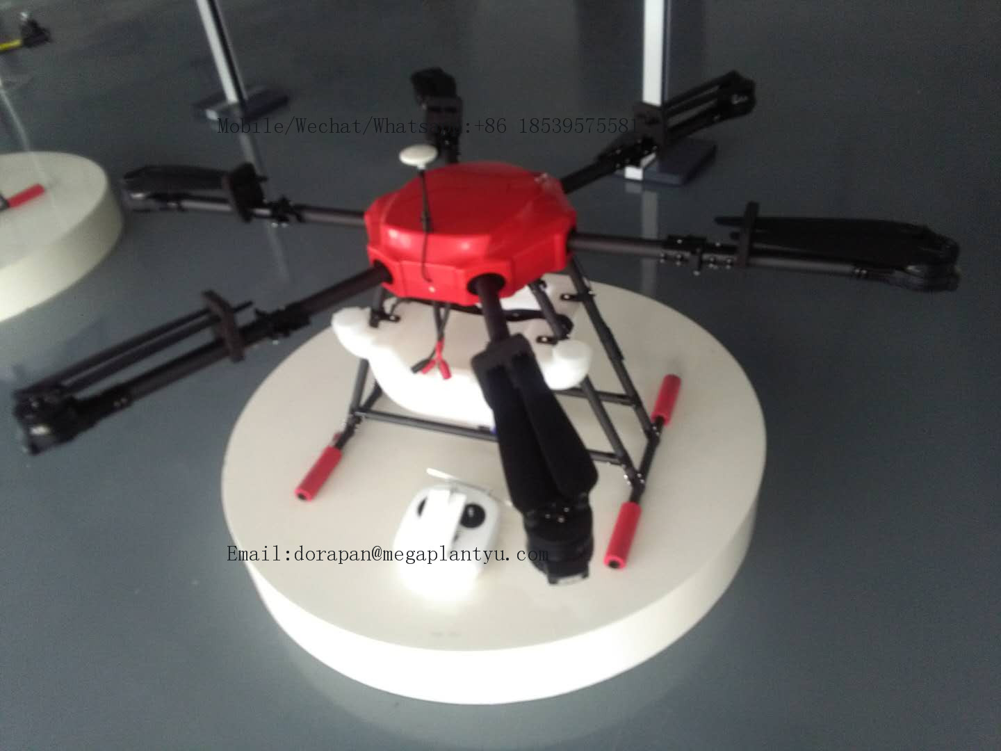 Agricultural Spraying Drone Agriculture Fumigation Uav 2018 New Built Gas  Powered Drones For Sale Waterproof Agriculture Drone - Buy Agricultural