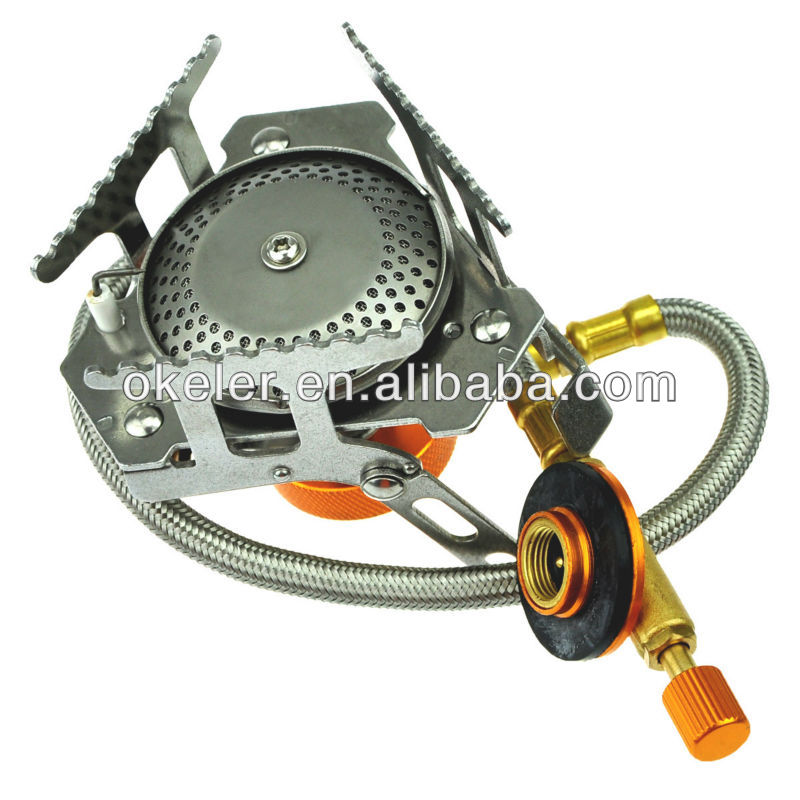 Foldable Camping Gas Stove Outdoor Picnic Butane Burner