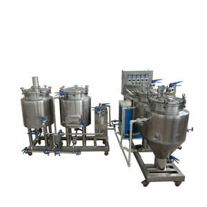 Runyin Low Moq Beer Fermenter Beer Brewing Equipment