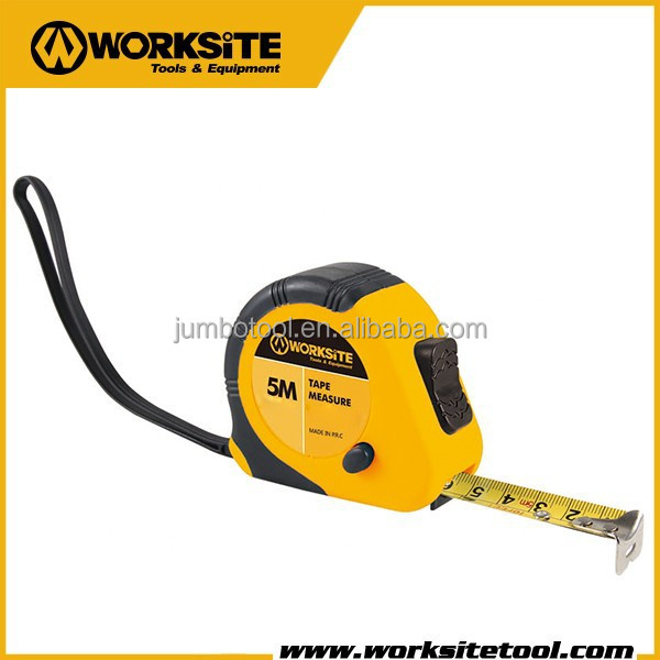 WT4129 Worksite Brand Hand Tools 7.5m*25mm Measure Tape