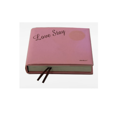 2014 Custom Printed Fancy Paper Diary for Students
