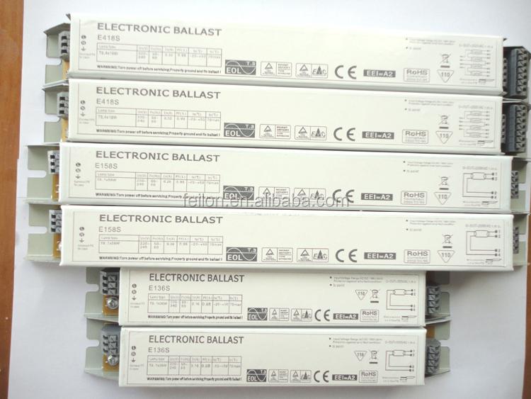 Ballast For T8 Fluorescent Lamp T2 T4,T5,T6,T8,T9,T10,T12 Lighting ...