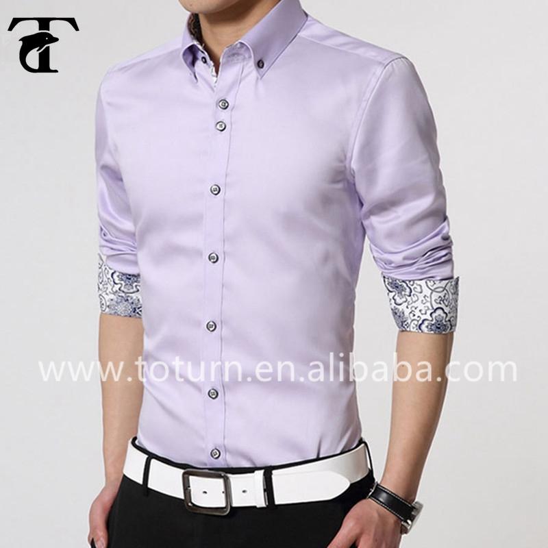 camisas moderna de hombre