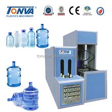 Semi automatic plastic PET water bottle blow molding machine best price