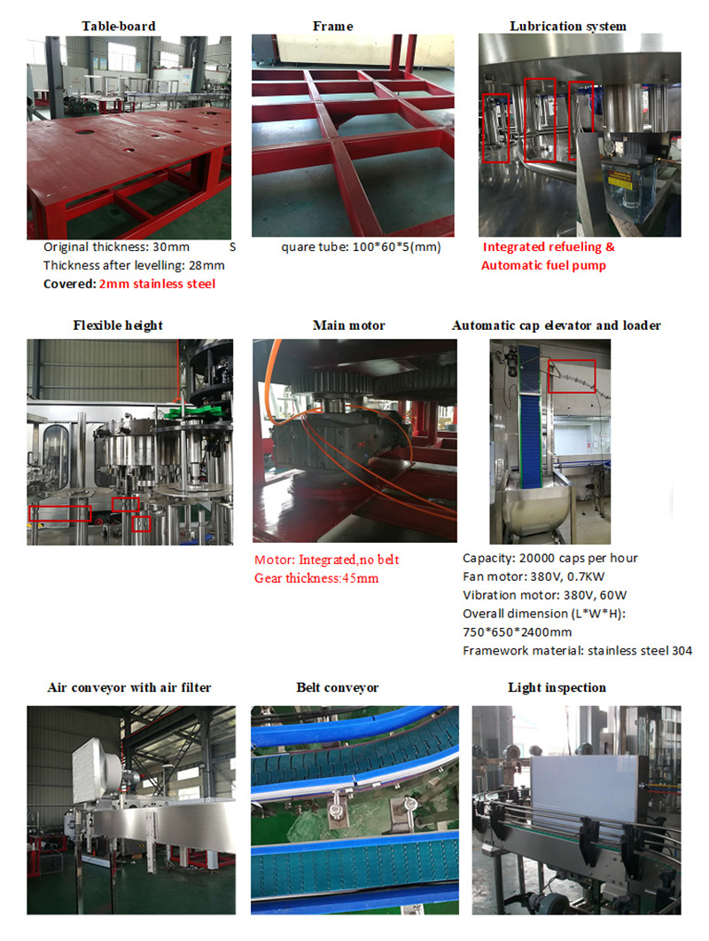 new effective high speed stainless steel 304 water bottle filling/mineral water plant machinery for plastic water bottle