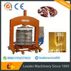 Leader hydraulic cider press with service overseas