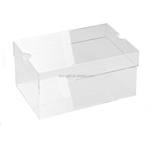 transparent plastic shoes storage box for nike, box for shoes