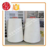 wholesale yarn 80%cotton 20% spun polyester yarn 21s/1 with high tenacity
