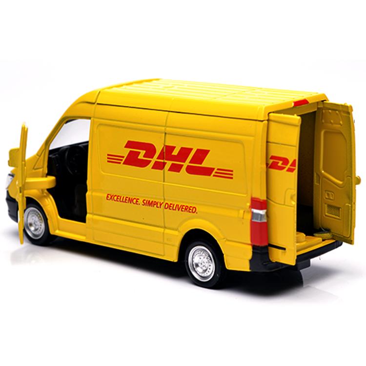 China Manufacturer Popular Promotional Dhl Truck Model