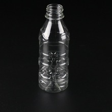 Beautiful New Design Wholesale PET Plastic Drinking Water Bottle
