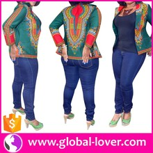 महिला <span class=keywords><strong>के</strong></span> <span class=keywords><strong>लिए</strong></span> अफ्रीकी <span class=keywords><strong>Dashiki</strong></span> में सबसे ऊपर रंगीन जा<span class=keywords><strong>के</strong></span>ट थोक अफ्रीकी कपड़े <span class=keywords><strong>महिलाओं</strong></span>