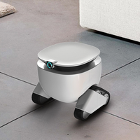 portable small size smart high intelligent home service robot