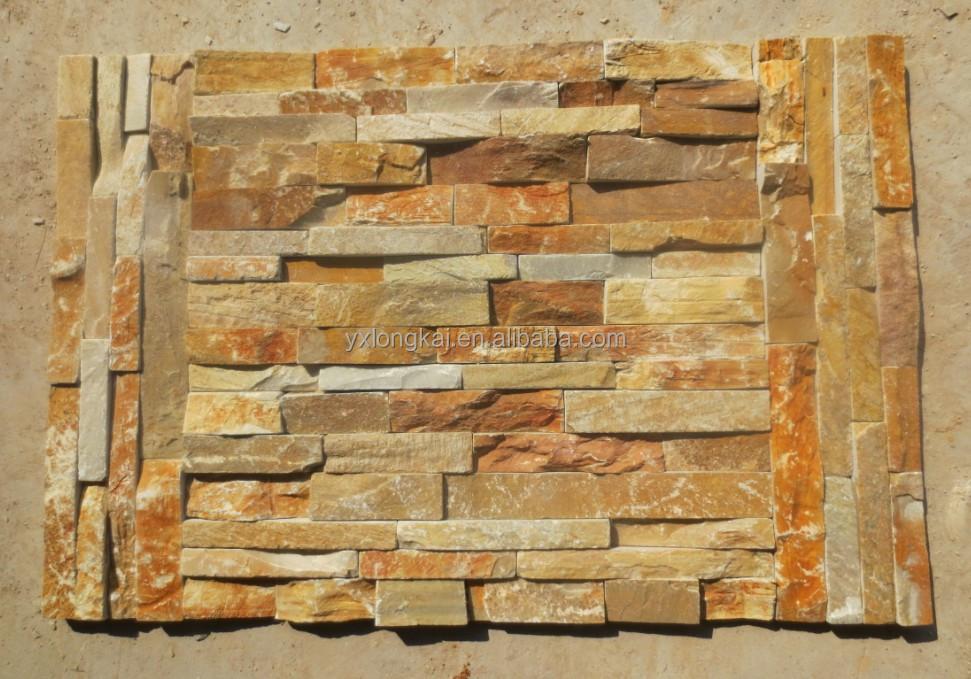 Piedra natural para paredes interiores pizarra identificaci n del producto 1482994593 spanish - Revestimiento paredes interiores pizarra ...