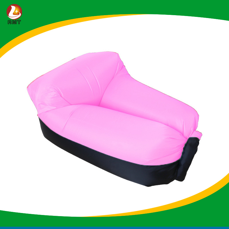 Outdoor Inflatable Air Chair Stool Fast Filling Lazy Bag