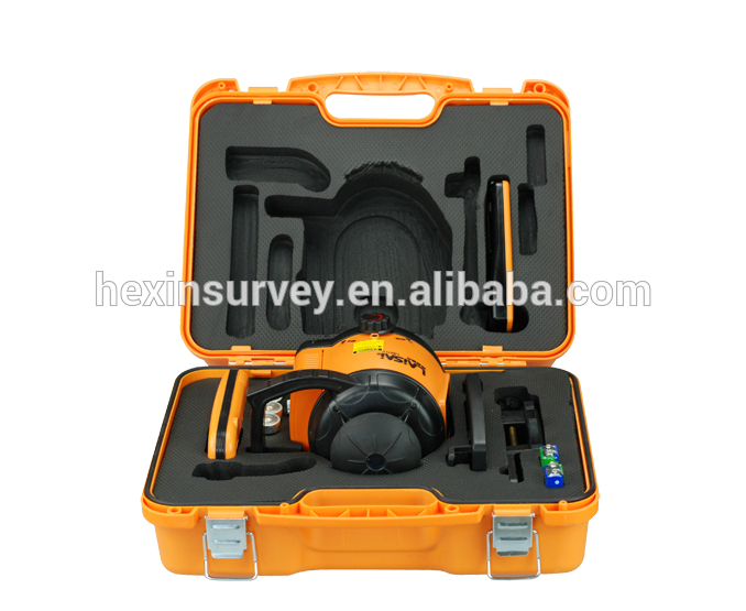 360 automatic self-leveling rotary laser level laisai LS511II