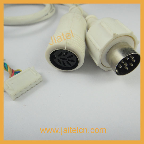 Accept Customized Mini DIN Cable RS232 Cable