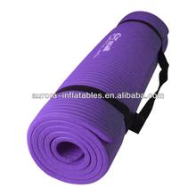 TPE 3-8mm slip yoga mat exercise fitness mat