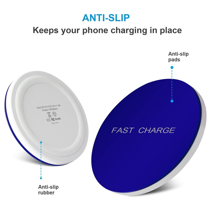 Uproar Elite External Tiny Thin Powerful Touch Wireless Portable Charger