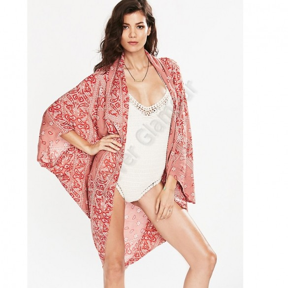 Tunic Beach Summer Dress 2015 Swimsuit Cover Up Bohemian Bikin Bathing Suit Cover Ups Fashion Style 24