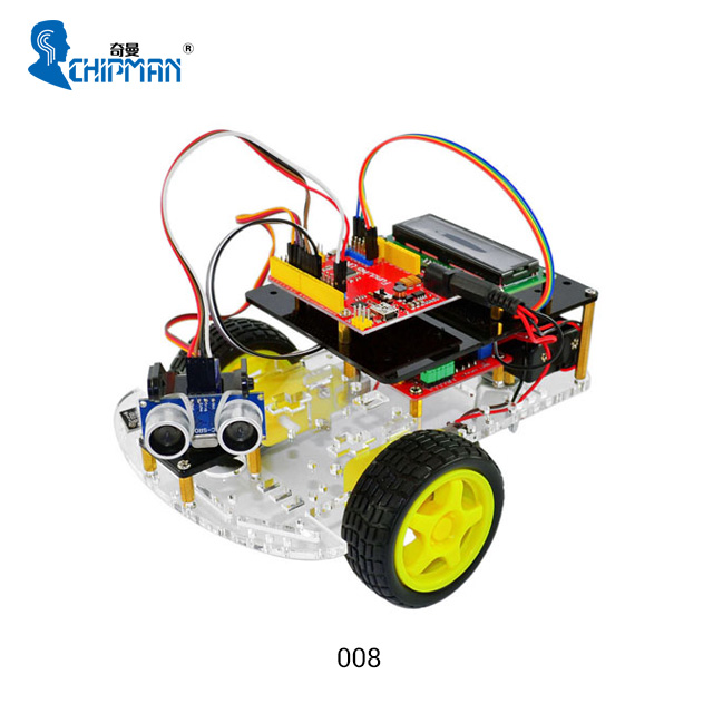 Latest Version 2WD smart <strong>car</strong> for arduinos