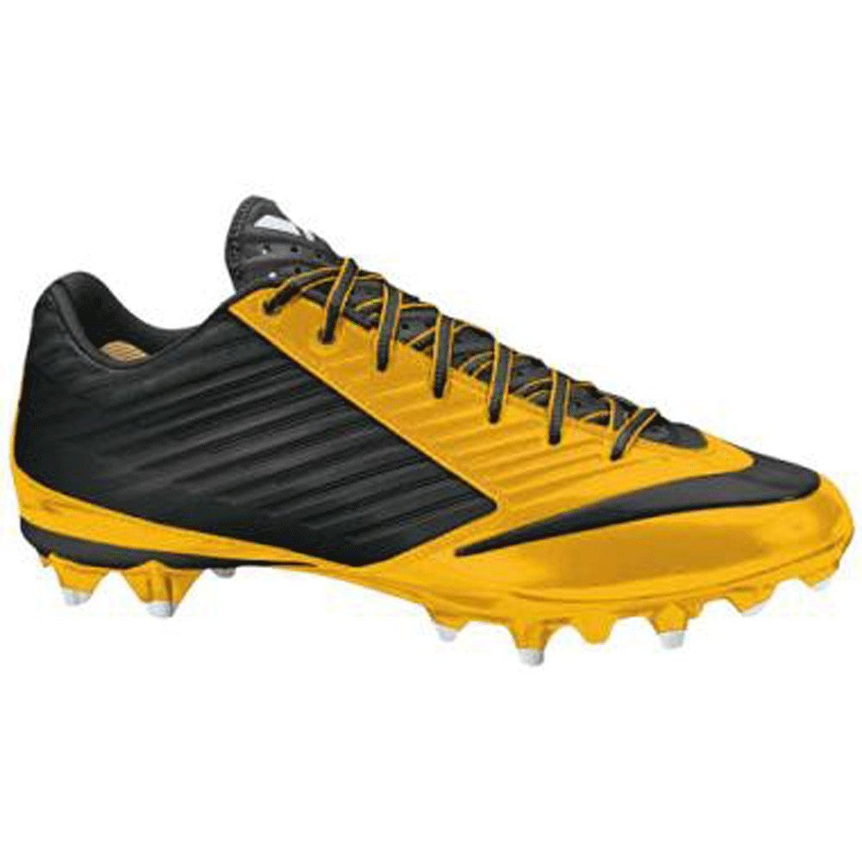 newest de0ef 4119f Get Quotations · Nike Vapor Speed Low TD - Size 10.5 - Black Gold