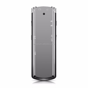Professional VOX Digital Voice Recorder Stereo Recording High Fidelity