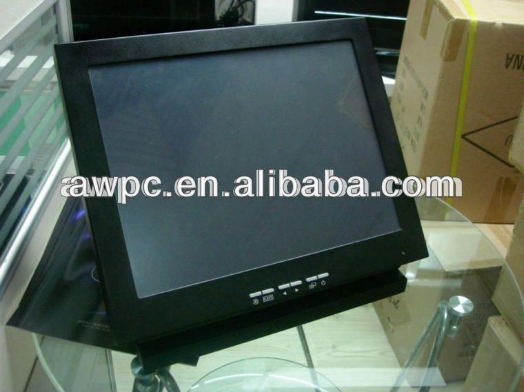 AWPC intel Atom D2500 Dual Core1.85Ghz SATA 2.5/3.5 2G hotel /gas station/supermarket pos system