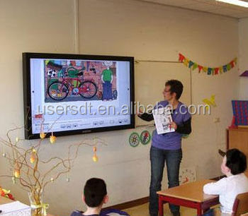 Hot Product Touch Screen Led LG Sharp Panel Smart Board Interactive Whiteboard