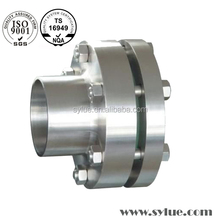Din Standard C22.8 Carbon Steel Forged Pipe Fitting Flange