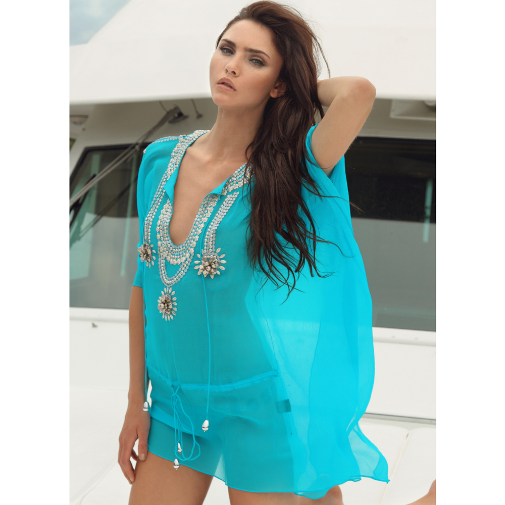 Multicolor Beach Cover UPS and Dresses