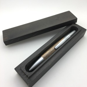 Luxury Zebra Color Wooden Artist Style Pen