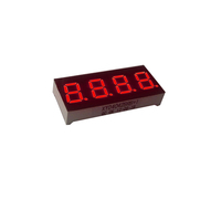 0.56'' four digits led for ac voltage digital panel meter