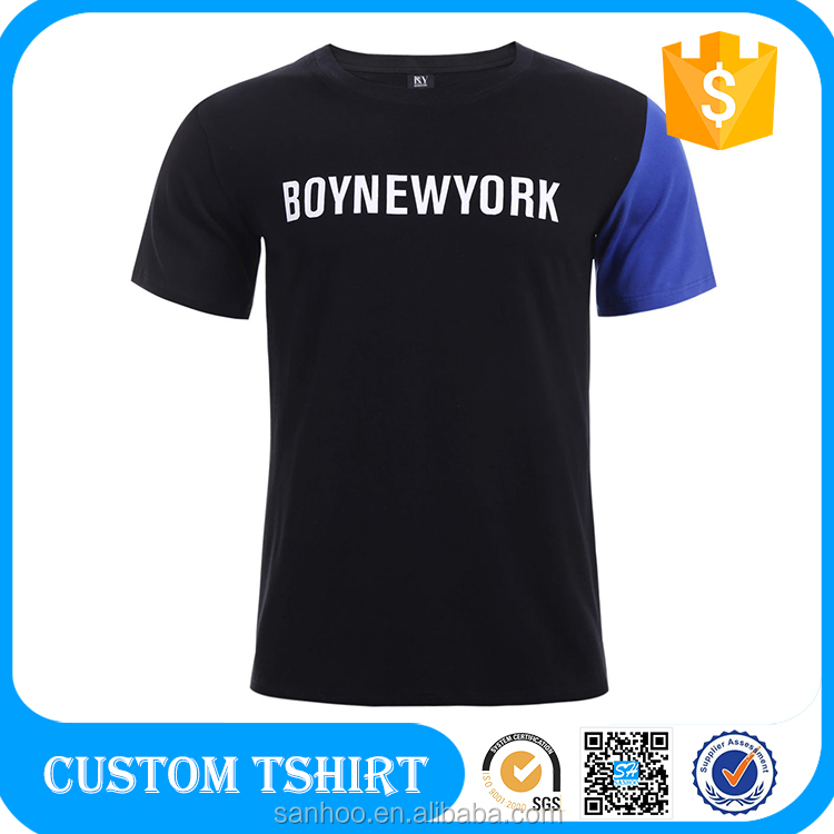 custom slogan mens tops t-shirt cheap cotton running wear moisture wricking