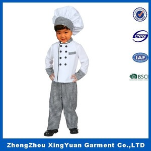 a8761f1da9252 Kids Chef Costume, Kids Chef Costume Suppliers and Manufacturers at  Alibaba.com