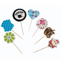 cupcake topper Decorative Cupcake Toppers Picks
