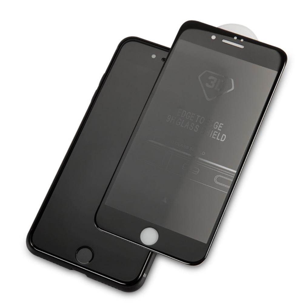 Handy der vollen Abdeckung 3D 180-Grad-Antispay-Privatlebenschutzschutzschutzglas für iphone7
