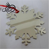 Stainless Steel High Polished Custom Snowflake Christmas ornament