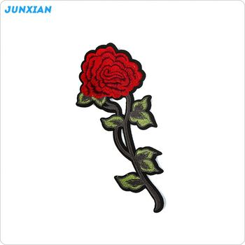 Latest Product Simple Design Beautiful Flower Embroidery Plain