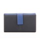 Guangzhou Genuine Leather Branded Names Fashionable Purse Women Wallet